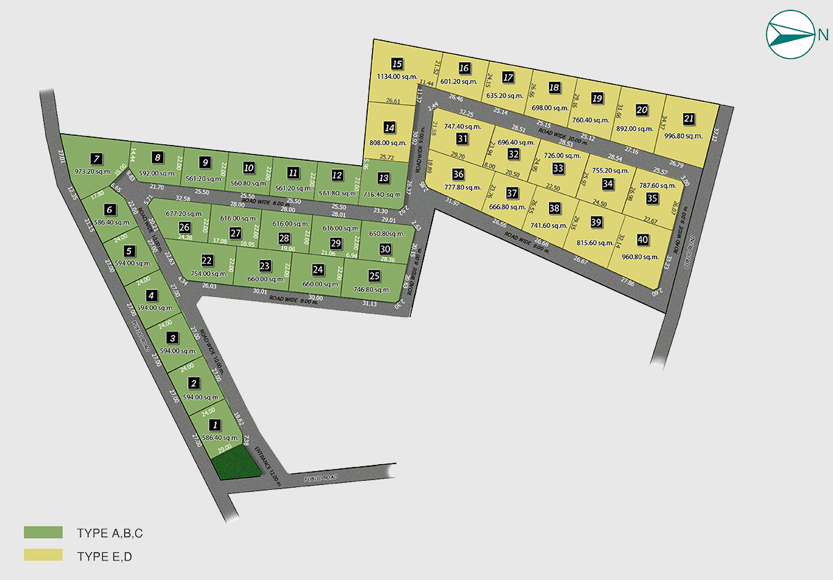 Sivana hideaway rosse immobilien for Haus musterplan